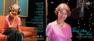 Thu âm CD Album Kỷ Niệm